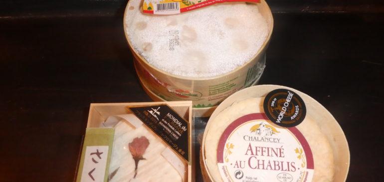 チーズいろいろ入荷中