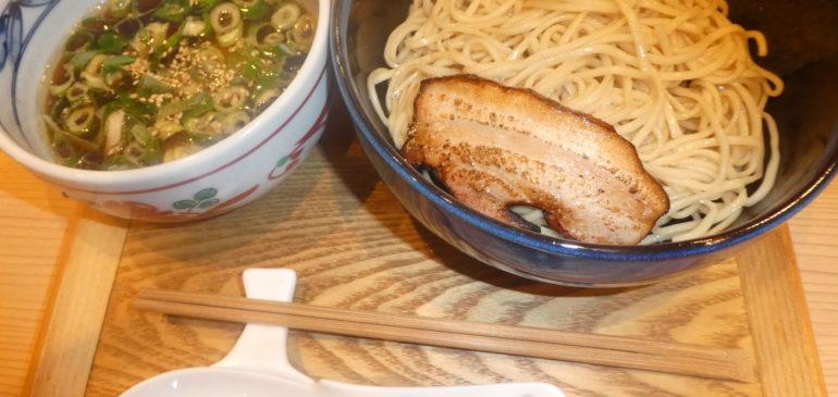 久し振りのつけ麺