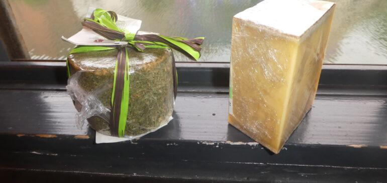 毎週入荷するチーズ